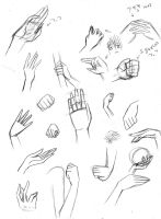 Hands Practice by SaraV-Art