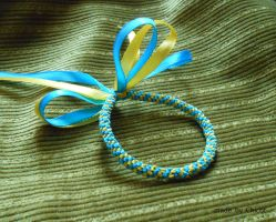 The Ukrainian bracelet by AleHef