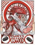 Chris Osgood Poster by StubbornCupcake