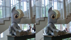 StereograDerp GalaCon 2014 by caffeinejunkie
