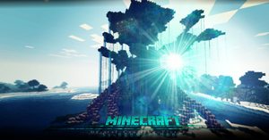 Minecraft-Giant Tree Day by 666M666D666