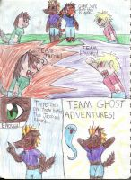 Team Ghost Adventures by CaliforniaHunt24