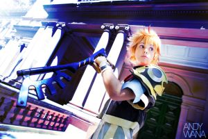 Ventus (Kingdom Hearts) by AndyWana