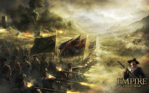 Wallpaper - Empire Total War by AdmiralSerenity