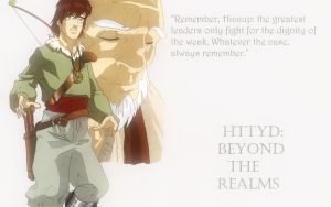 HTTYD: Remember, Hiccup by Bintavivi