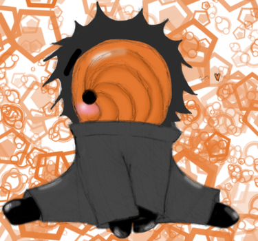 N- Tobi in Shape World by MrUnlucky