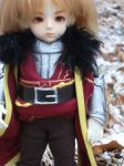 DAI Cullen BJD Cosplay Finished 7 by AirimirOfGondor
