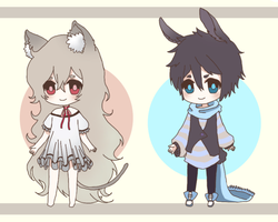 [CLOSED] Mini Adopts by Meicker