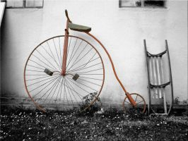 Bike by dmcwebd