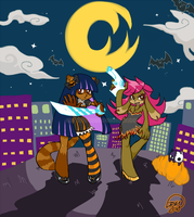 Halloween 2010: PaSwG by divi