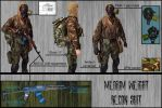 S.T.A.L.K.E.R. Medium weight recon suit by DrJorus