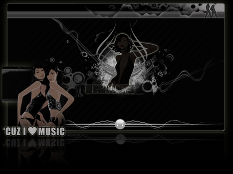 Music Lover Skin by S3R0