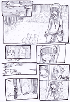 Fiat Lux Page 1 . by ChibiFroggy