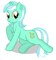 Just Lyra by negasun