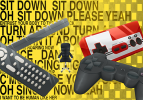 Remote Control Wallpaper by SnowLady4Ever
