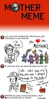 Mother Meme Thingie by Juny