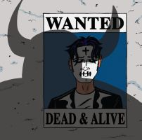 Wanted Dead and Alive by javierhernandez