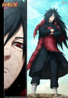 Uchiha Madara by DEIVISCC