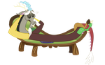 Discord Relaxing by MurDareik