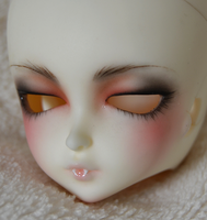 DollLeaves(I think?) Face-up by Distractus