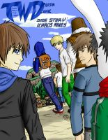 TWD Forum Comic - Side Story: Icarus Mines Cover by UzumakiIchigoY2K
