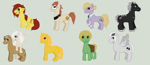 My little oc's by lucy12143
