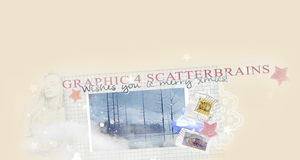 graphic4scatterbrains xmas vr. by glacial-breath