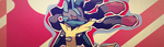 Mega Lucario Tag by Kelz-Designs