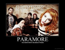Paramore by IappearToBeSpy