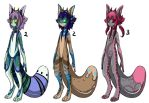 Anthro adopts CLOSED by SquidPuke