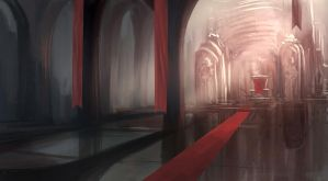 Throne Room by HetNoodlot