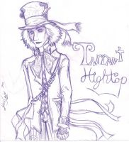 Tarrant Hightop by GaaramuffinXD