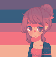 Color palette by Lolibeat
