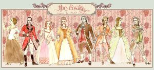 The Rivals: 2010 Remix by Velven