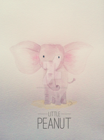 Little Peanut by cwillettdesigns