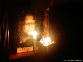 by candlelight by JimOKeefePhotography