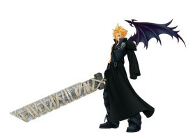 KH2 Cloud  with Wing by Eshutin
