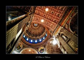 S. Peter V by calimer00