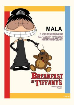 Breakfast with Mala by isasi