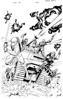 GI JOE 1 incentive cover by RobertAtkins