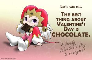 The best about Valentine's Day... by nime080