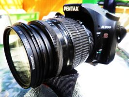 Pentax by Heavymedicated