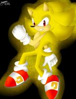 ~Super Sonic~ by FireWitch25