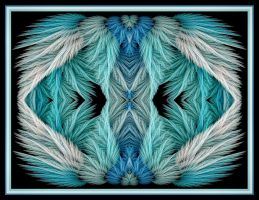 Icy Feathers by Thelma1