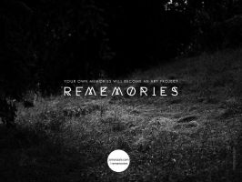 REMEMORIES - You can participate to this project by jsmonzani