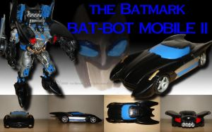 the Batmark Bat-Bot Mobile II by advs14u2nv