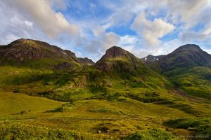 The Three Sisters by Dave-Derbis