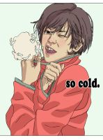 'So Cold' by AfuChan