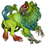Buffon Roundbeak Gryph by Reos-Empire