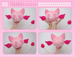 Masha Plush :::::: by Witchiko